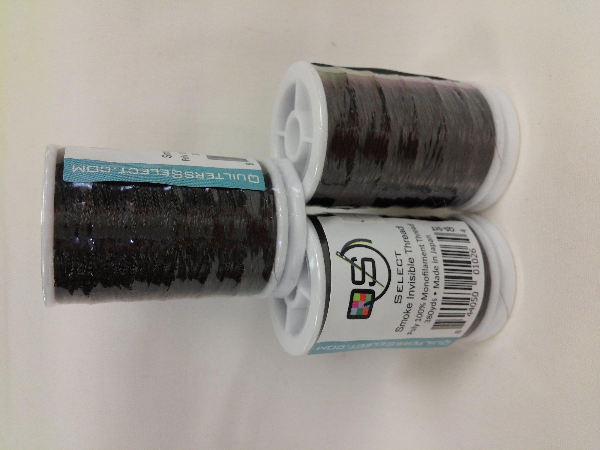 Smoke Invisible Thread Poly 100% Monofilament