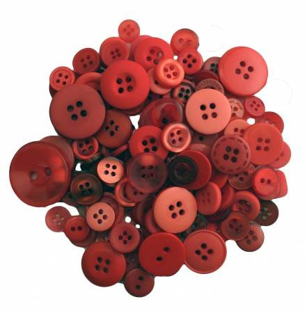 Buttons Galore 200 count Big Apple