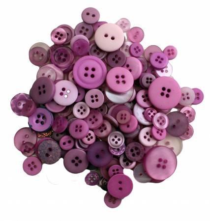 Buttons Galore 200 count Sour Grape