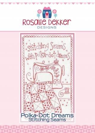 Polka Dot Dreams Stitching Seams