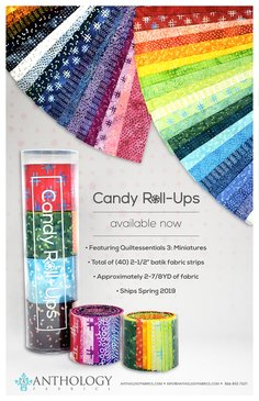 Anthology Candy Roll Ups