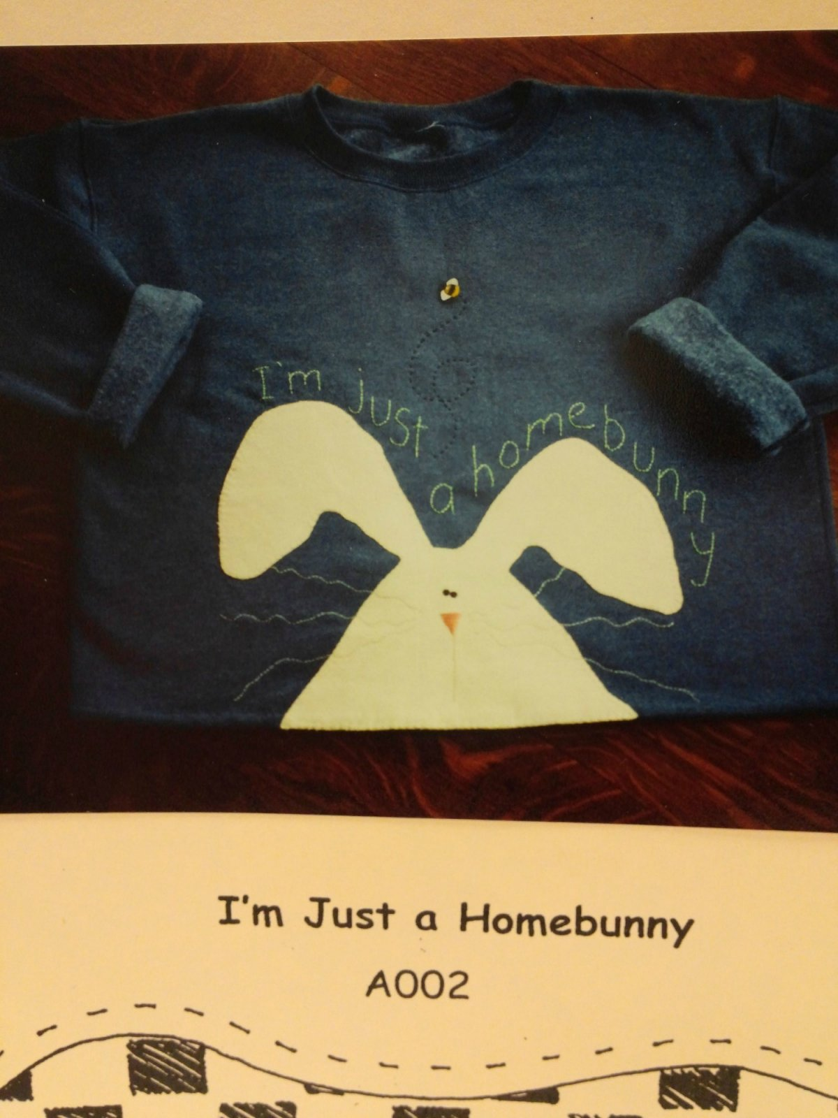 I'm Just a Homebunny