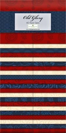 Old Glory 40-2 1/2 x44 Strips