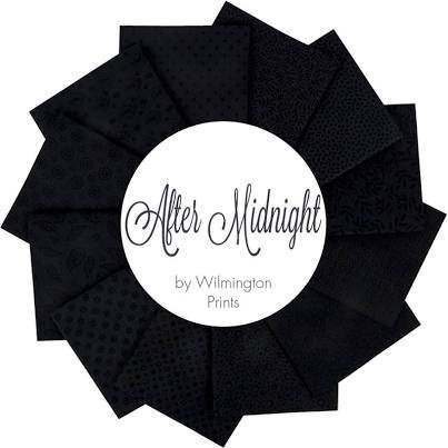 After Midnight 42pc. 10 squares