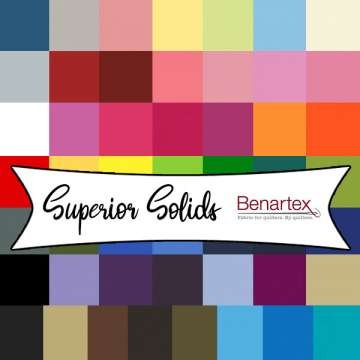 Superior Solids 2 1/2 strips 40 count