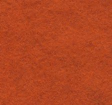 Wool Felt Burnt Pumpkin Spice 36in x 10 yds