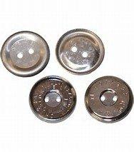 Button Magnetic Closure