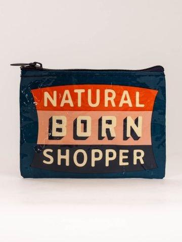 Bag: Nat'l Born Shopper Zip Coin Purse
