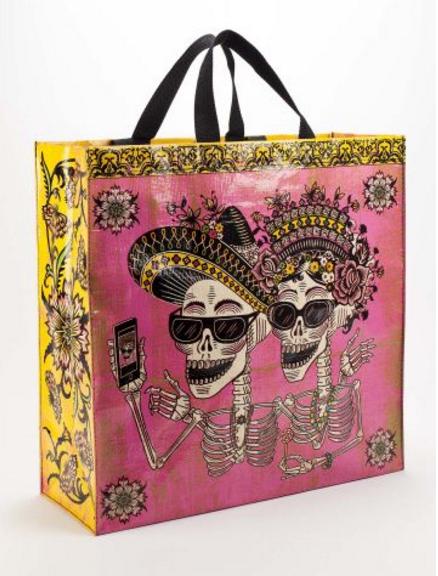 Bag: Day of the Dead Shopper