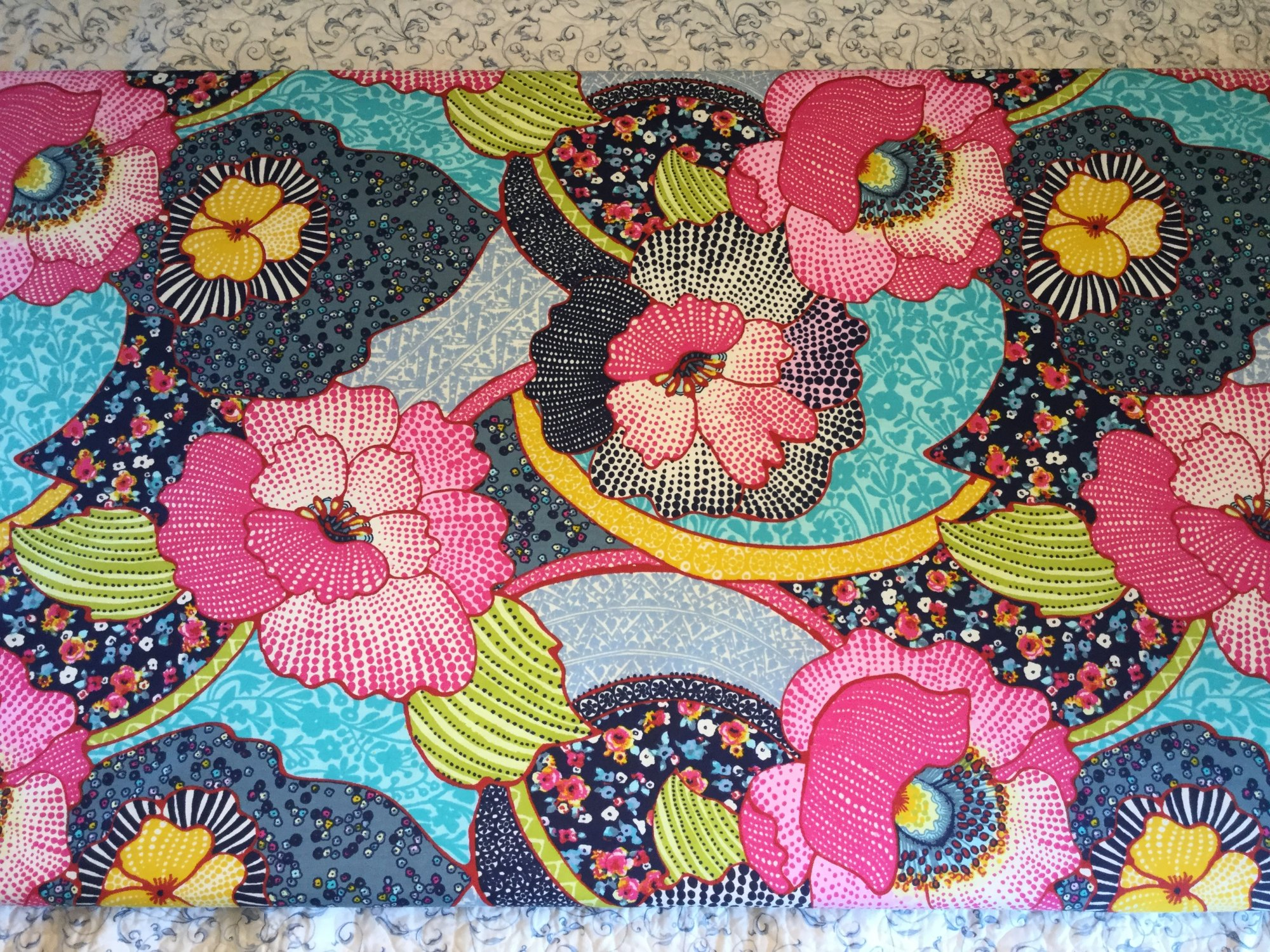 MINI GREAT BOARD PRESSING STATION - BRIGHTS  Click for more fabric selections