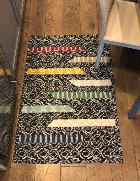 Genesis Straws Floor Canvas Kit