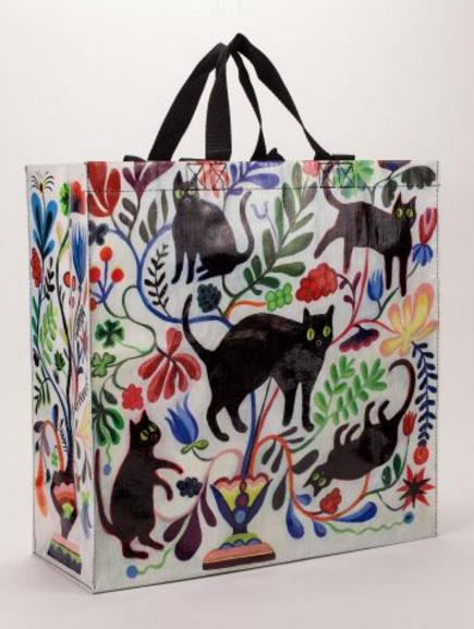 Bag: Here Kitty Shopper