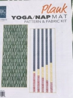 Yoga/Nap Mat - Plank