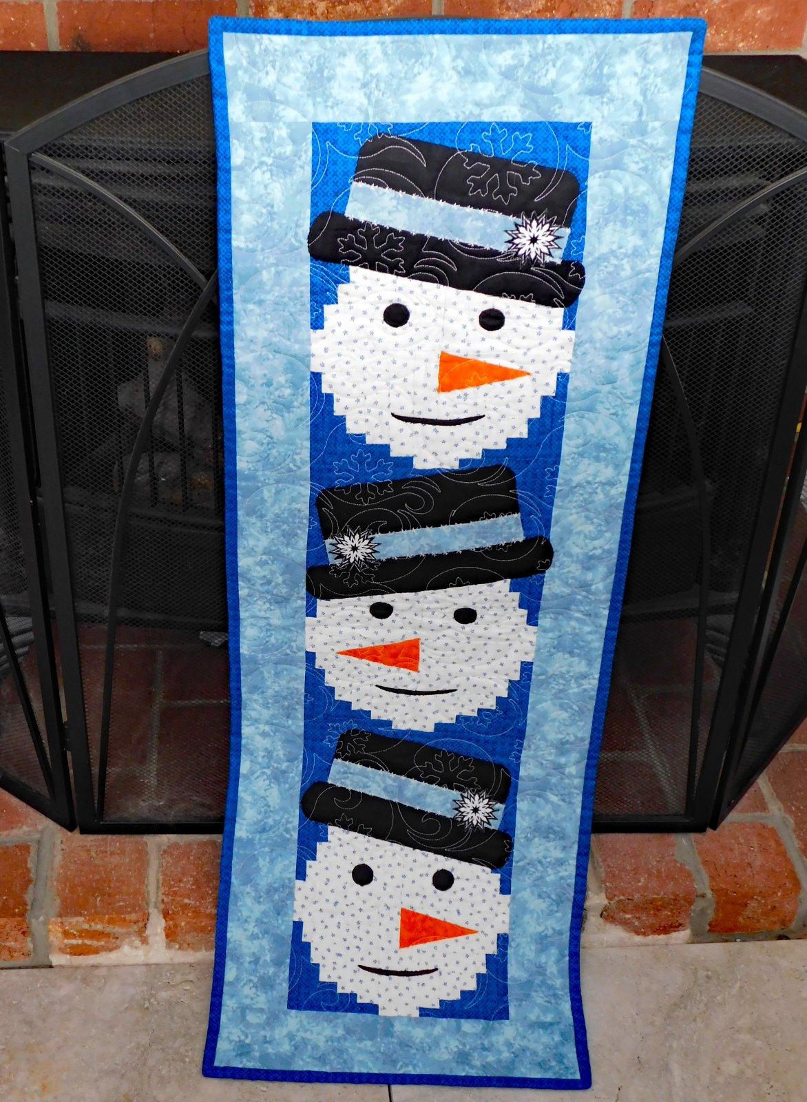 Frosty n Friends- Grids Girls Block Party # 9