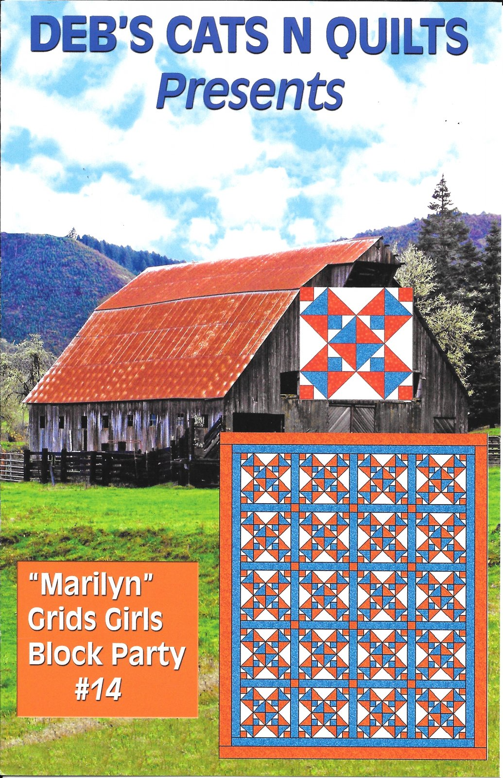 Grids Girls Block Party # 14- Marilyn