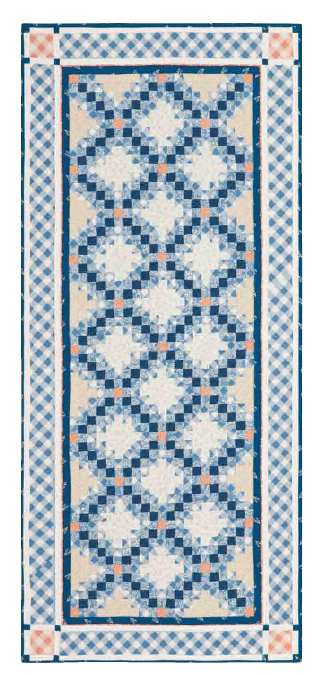 Irish Chain Table Runner