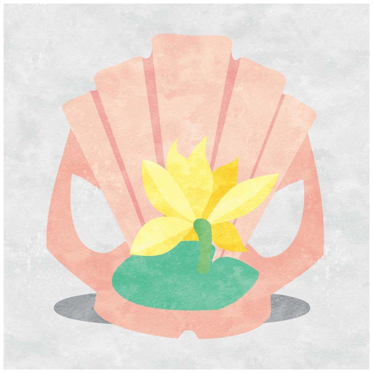 American Art Pottery Bonus Block 4 Roseville Water Lily