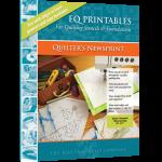 EQ Printables - Quitler's Newsprint