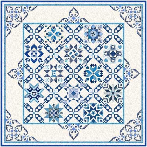 Fair Isles Winter Complete Pattern