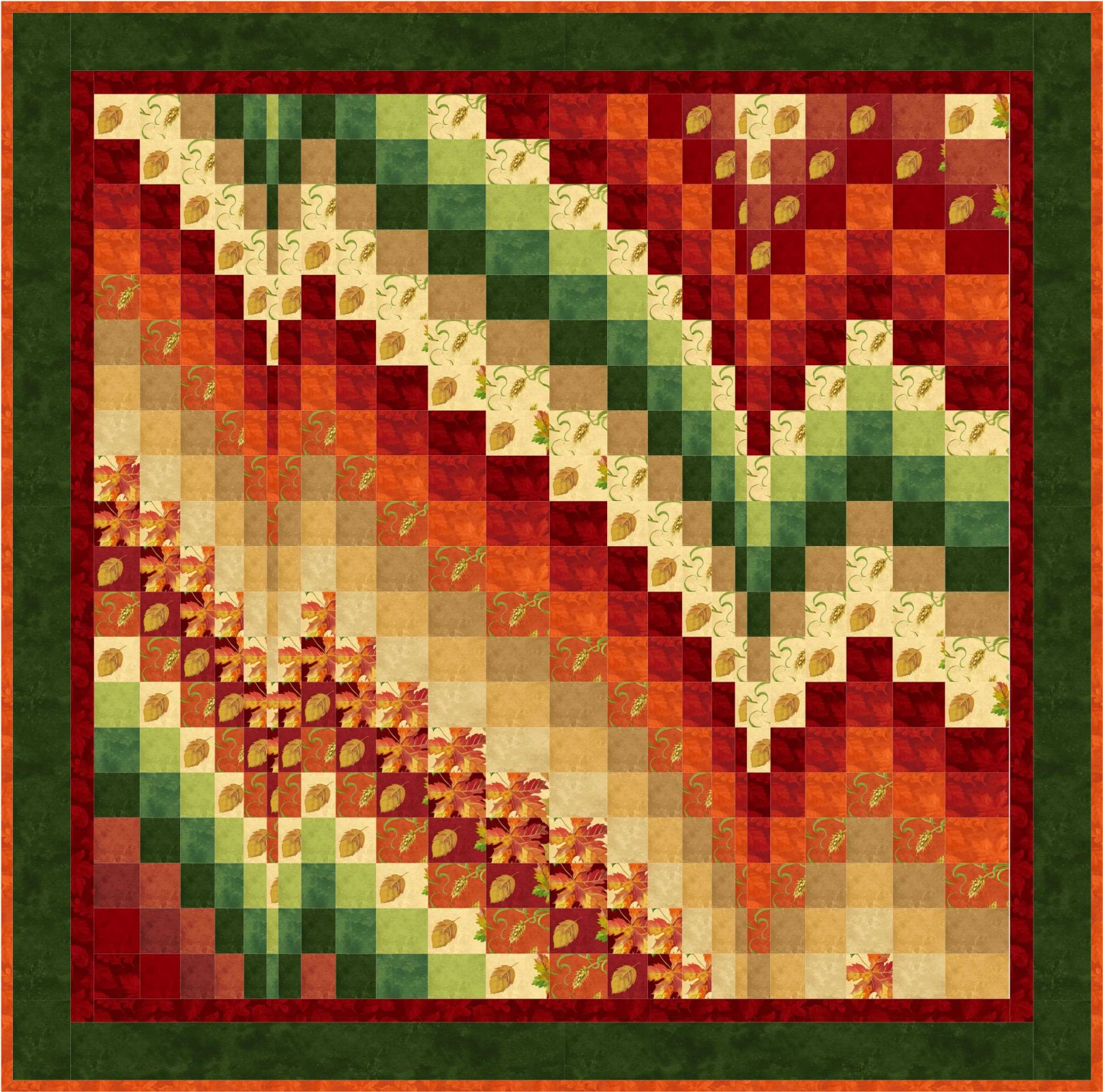 Harvest Blessings Bargello MGD236