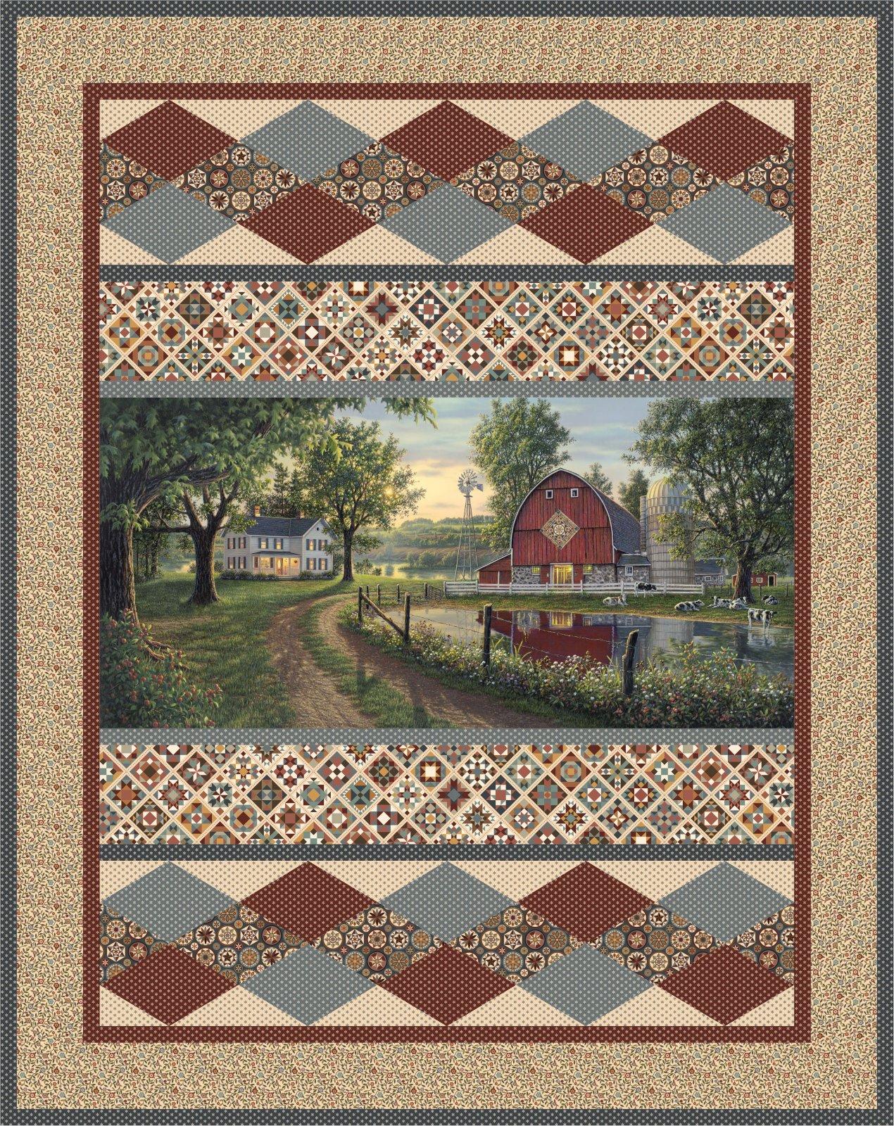 Mosaic Farm MGD 267