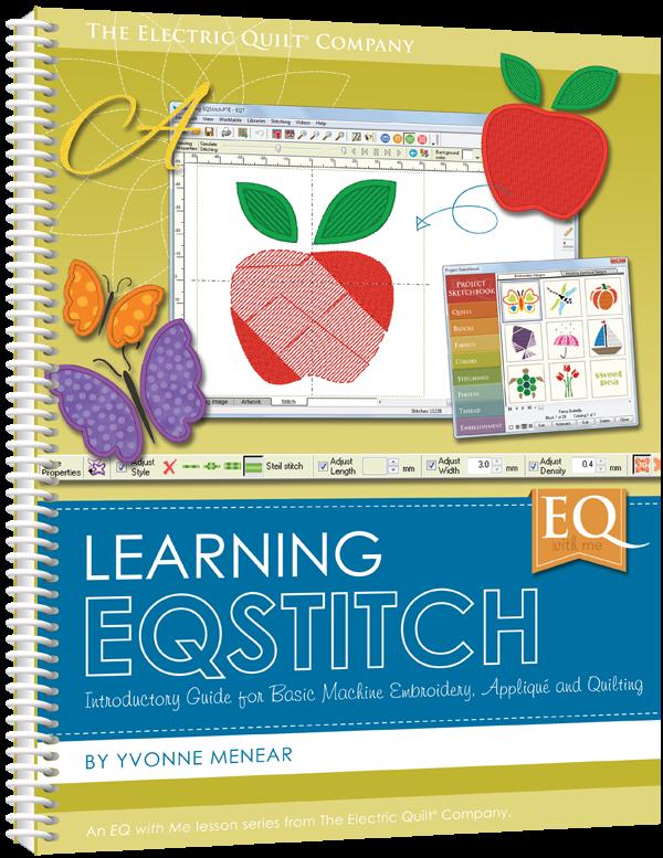 EQ with Me: Learning EQ Stitch (book)