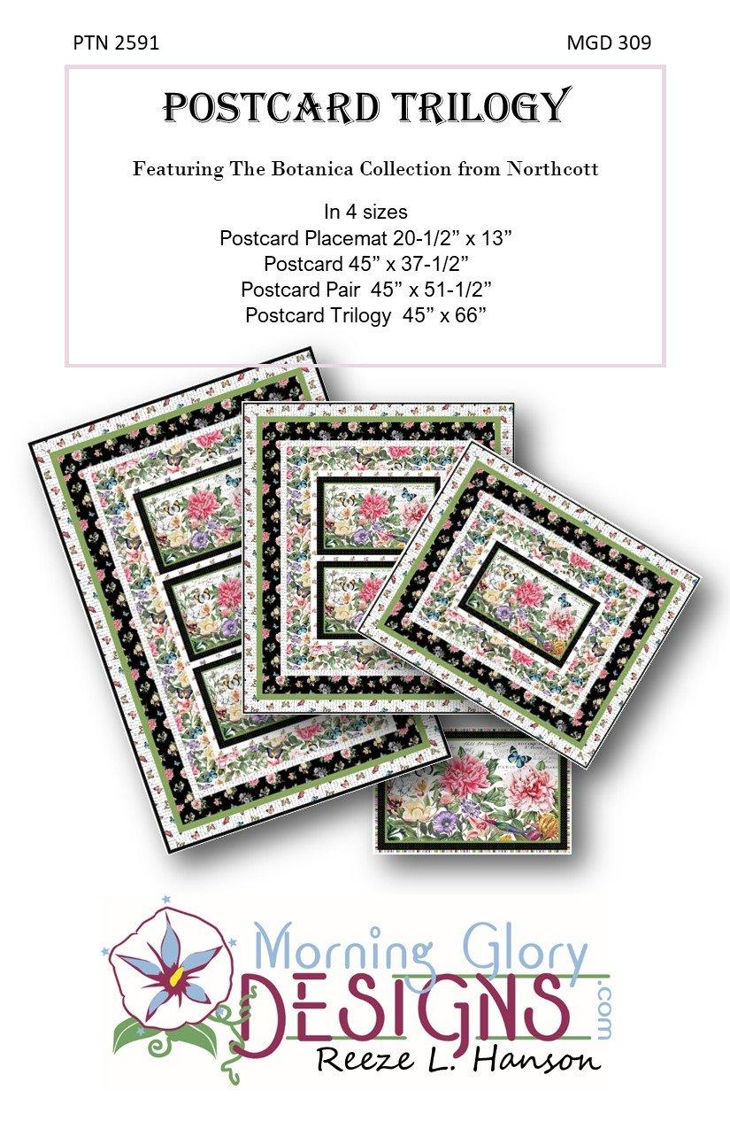 Postcard Trilogy MGD 309