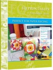 EQ Printables - Foundation Sheets