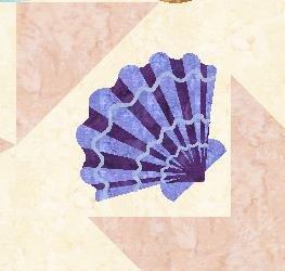 Beach Dreams Block 10 - Clam Shell