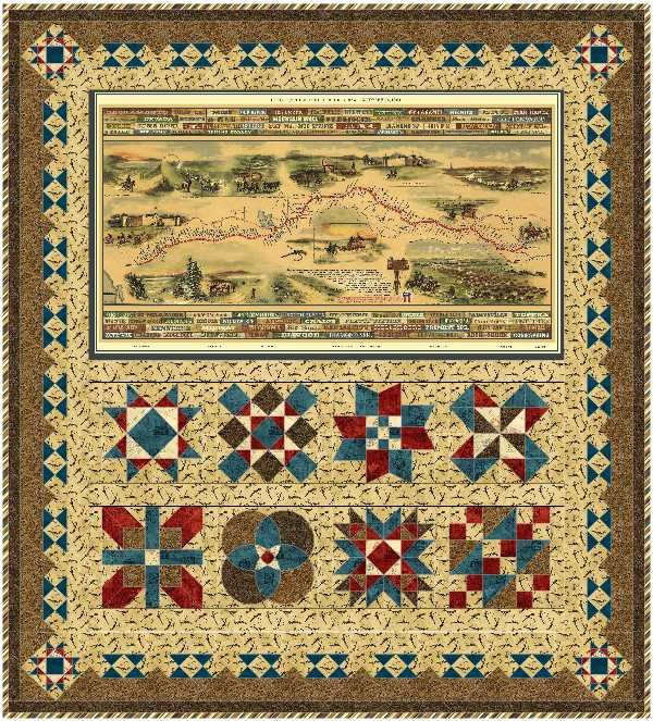 Western Journeys Pattern