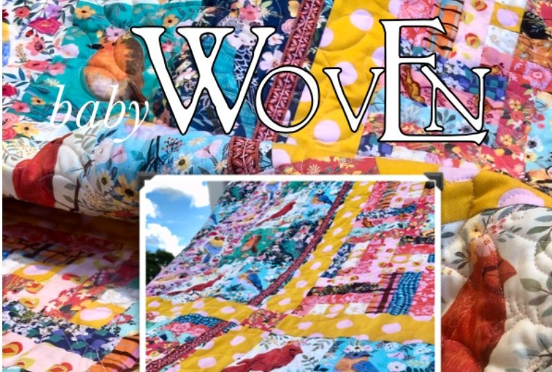BABY WOVEN PATTERN ONLY