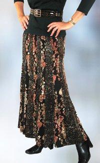 24 Gore Skirt