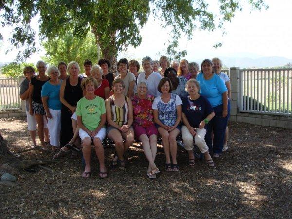 2013 RETREAT GROUP
