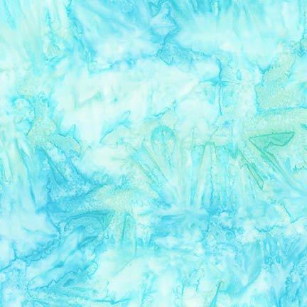 Artisan Batiks Patina Handpaints malibu