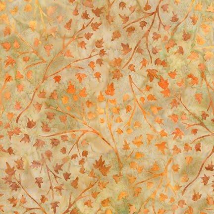 Artisan Batik Cornucopia  9 pumpkin