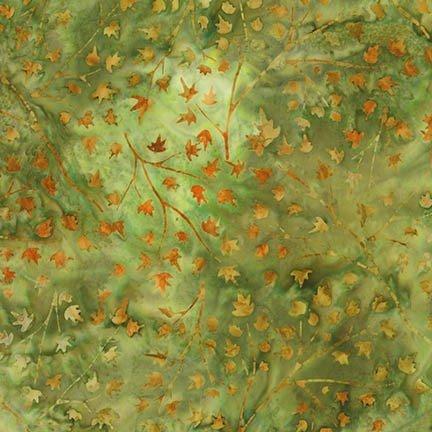 Artisan Batik Cornucopia  9 grass