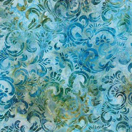 Artisan Batiks Sorrento 3 rain