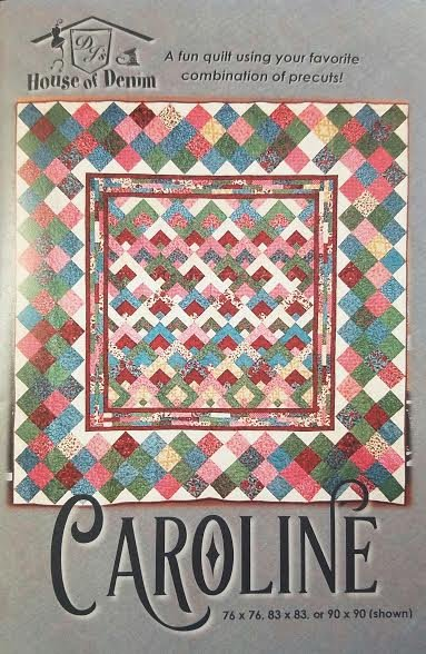 Caroline Pattern by House of Denim