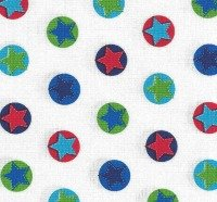 Simply Sweet Stars in Dots