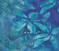 Tropicana Balis Blue floral