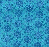 Mediterranean Dream from Quilting Treasures (blue)