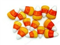 Candy Corn Buttons (shank)