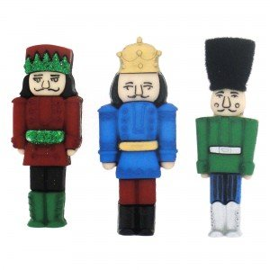 Nutcracker Buttons