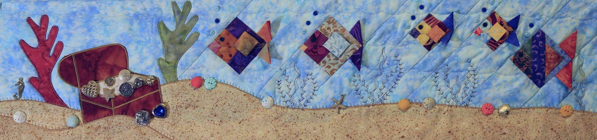 Row By Row 2015 Kit Sew Ezy