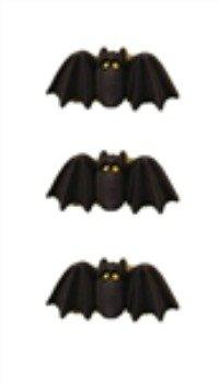 Small Bat Buttons