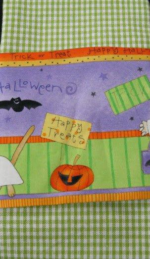 Tea Towel Kit- Halloween