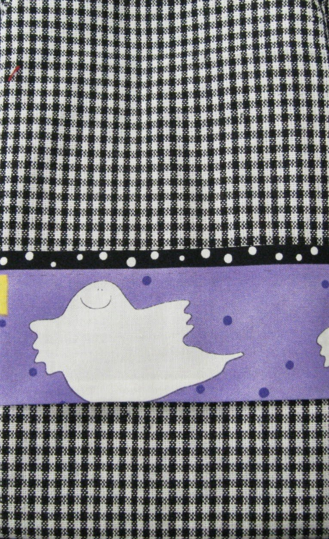 Halloween Tea Towel Kit