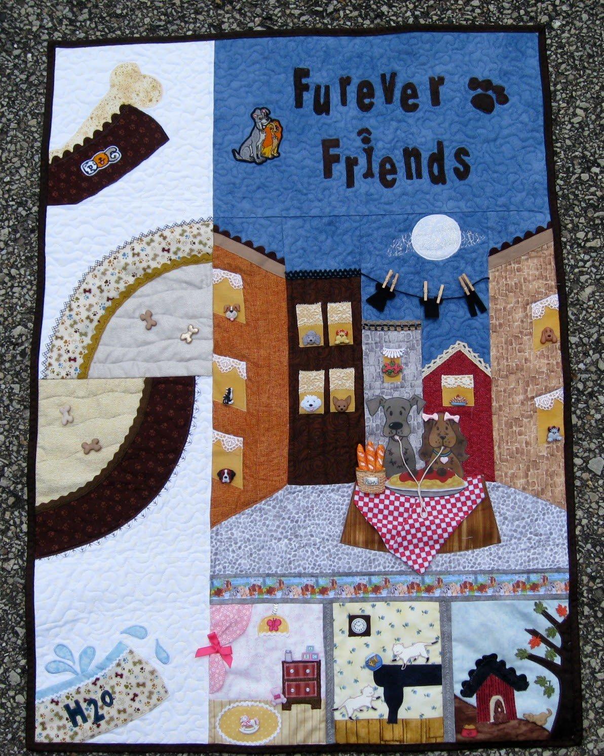 Taste Furever Friends 9th row add on