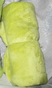 Carol's Zoo Frog Kit (pattern not included)