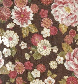 Memories of Osaka (Lg. Floral) Betty Wang, South Sea Imports
